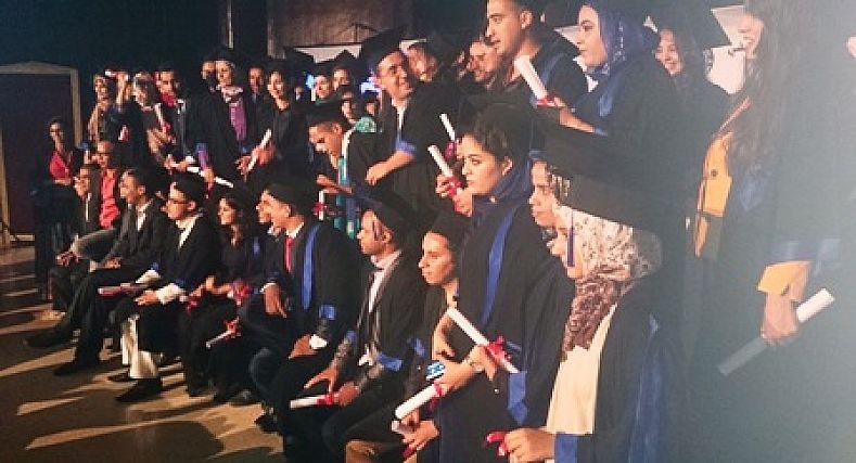 تخرج الفوج الرابع من طلبة الاجازة المهنية في التحرير الصحفي بأكادير