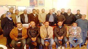 تأسيس مكتب محلي للجامعة الوطنية للماء الصالح للشرب (إ.م.ش) بسيدي سليمان
