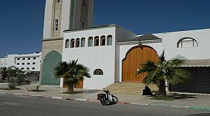 أكادير :أعضاء من جمعية بناء وتسيير مسجد خالد بن الوليد بحي الهدى في قفص الاتهام