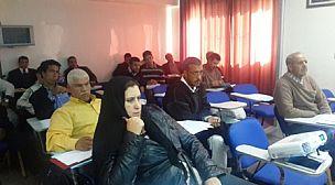 الدار البيضاء : حصة تكوينية حول مشاريع المبادرة الوطنية للتنمية البشرية