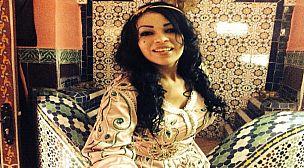 اميرة قصري : مهما بلغت شهرة الفنان بالخارج يجب ان يتبت ذاته في بلده الام