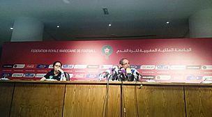 خلال ندوة صحفية بأكادير، بادو الزاكي يؤكد أن المنتخب الوطني جاهز لمواجهة ليبيا