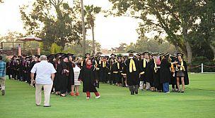 حفل تخرج الدفعة 18 لخريجي المدرسة الوطنية للتجارة والتسيير بأكادير ENCG