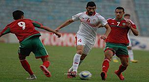 الأولمبي التونسي يطيح بالمغرب ويصعد لأمم أفريقيا