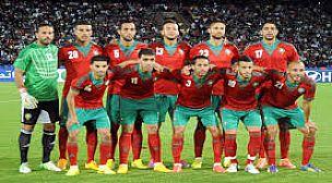 مباراة المنتخب المغربي ضد ساو تومي منقولة على قناتين مفتوحتين